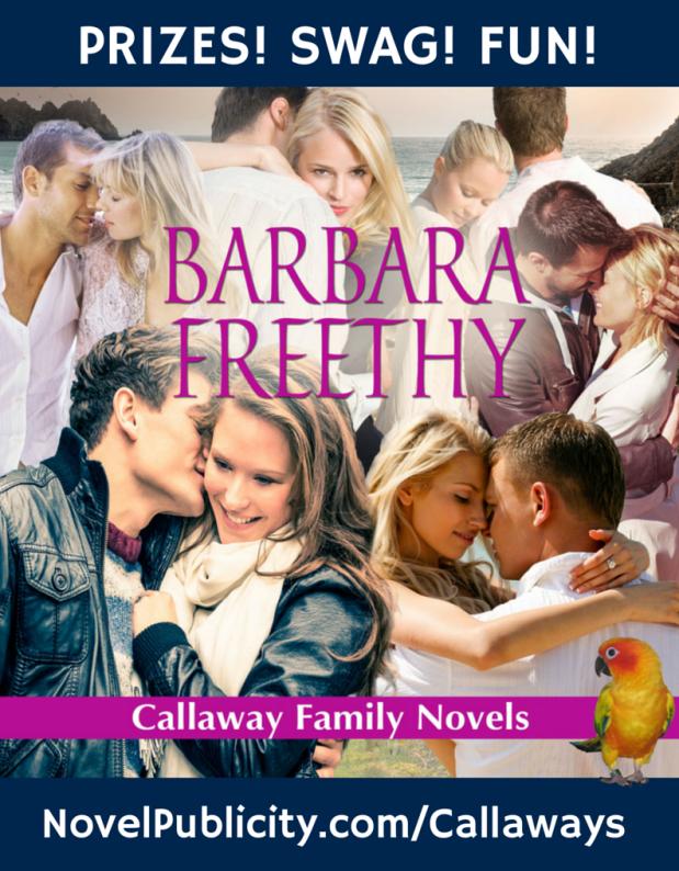Meet Bestselling Author BarbaraFreethy!